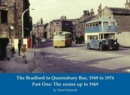 The Bradford to Queensbury Bus, 1949 to 1974 : Part One: The routes up to 1969 - Book
