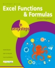 Excel Functions and Formulas in easy steps - Book