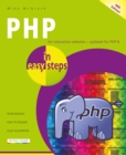 PHP in easy steps : Updated for PHP 8 - Book
