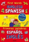 First Words : English - Spanish - Book