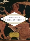 Poems from Greek Antiquity - Book