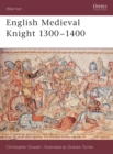 English Medieval Knight 1300-1400 - Book