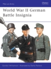 World War II German Battle Insignia - Book