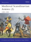 Medieval Scandinavian Armies : 1300-1500 v. 2 - Book