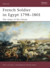 French Soldier in Egypt 1798-1801 : The Army of the Orient - Book