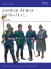 German Armies 1870-71 : Prussia v. 1 - Book