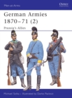 German Armies, 1870-71 : Prussia's Allies v. 2 - Book