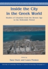 Inside the City in the Greek World - Book