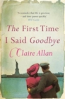 The First Time I Said Goodbye - Book