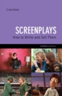 Screenplays : How to Write and Sell Them - Book