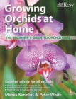 Growing Orchids at Home : The Beginner's Guide to Orchid Care - Book