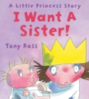 I Want a Sister! - Book