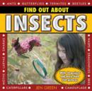 Find Out About Insects : With 18 Projects and More Than 260 Pictures - Book