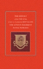 History of the Old 2/4th (City of London) Battalion the London Regiment Royal Fusiliers - Book