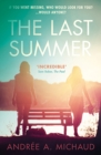 The Last Summer : (Previously published in the UK as Boundary) - Book