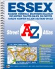 Essex A-Z Street Atlas (spiral) - Book