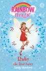 Rainbow Magic: Ruby the Red Fairy : The Rainbow Fairies Book 1 - Book