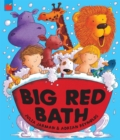 Big Red Bath - Book