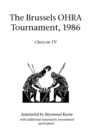 Brussels OHRA Tournament, 1986 - Book