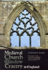 Medieval Church Window Tracery in England - Book