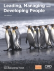 Leading, Managing and Developing People - eBook