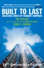 Built To Last : Successful Habits of Visionary Companies - Book