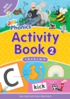 Jolly Phonics Activity Book 2 : in Precursive Letters (British English edition) - Book