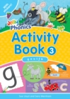 Jolly Phonics Activity Book 3 : in Precursive Letters (British English edition) - Book