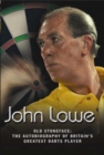 Old Stoneface : The Autobiography of Britain's Greatest Darts Player - Book