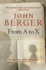 From A to X : A Story in Letters - Book