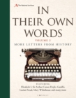In Their Own Words 2 : More letters from history - Book