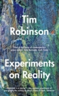 EXPERIMENTS ON REALITY - Book