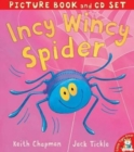 Incy Wincy Spider - Book