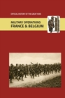 France and Belgium 1916. Vol I. Appendices. Official History of the Great War. - Book