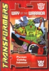 Transformers : Way of the Warrior - Book
