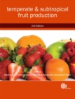 Temperate and Subtropical Fruit Production - Book
