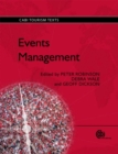 Events Management - Book