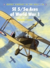 SE 5/5a Aces of World War 1 - Book