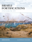 Israeli Fortifications of the October War 1973 - Book