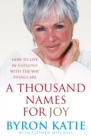 A Thousand Names For Joy : How To Live In Harmony With The Way Things Are - Book