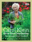 Grow Your Own Garden : How to propagate all your own plants - Book