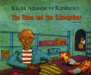 The Elves and the Shoemaker in Turkish and English - Book