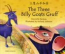 The Three Billy Goats Gruff in Cantonese & English - Book