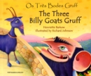 The Three Billy Goats Gruff in Portuguese & English - Book