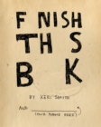 Finish This Book - Book