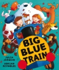 Big Blue Train - Book