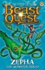Beast Quest: Zepha the Monster Squid : Series 2 Book 1 - Book