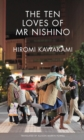The Ten Loves of Mr Nishino - Book