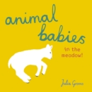 Animal Babies in the Meadow! - Book