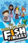 The Fabulous Four Fish Fingers - Book